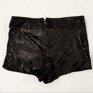 Forever 21 Shorts - Sequin mini shorts
